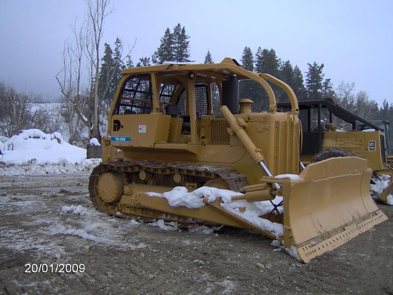 Dresser td15c bulldozer used parts